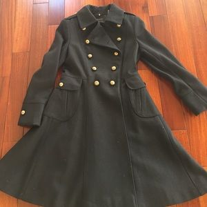 Brand new Tahari wool coat XS